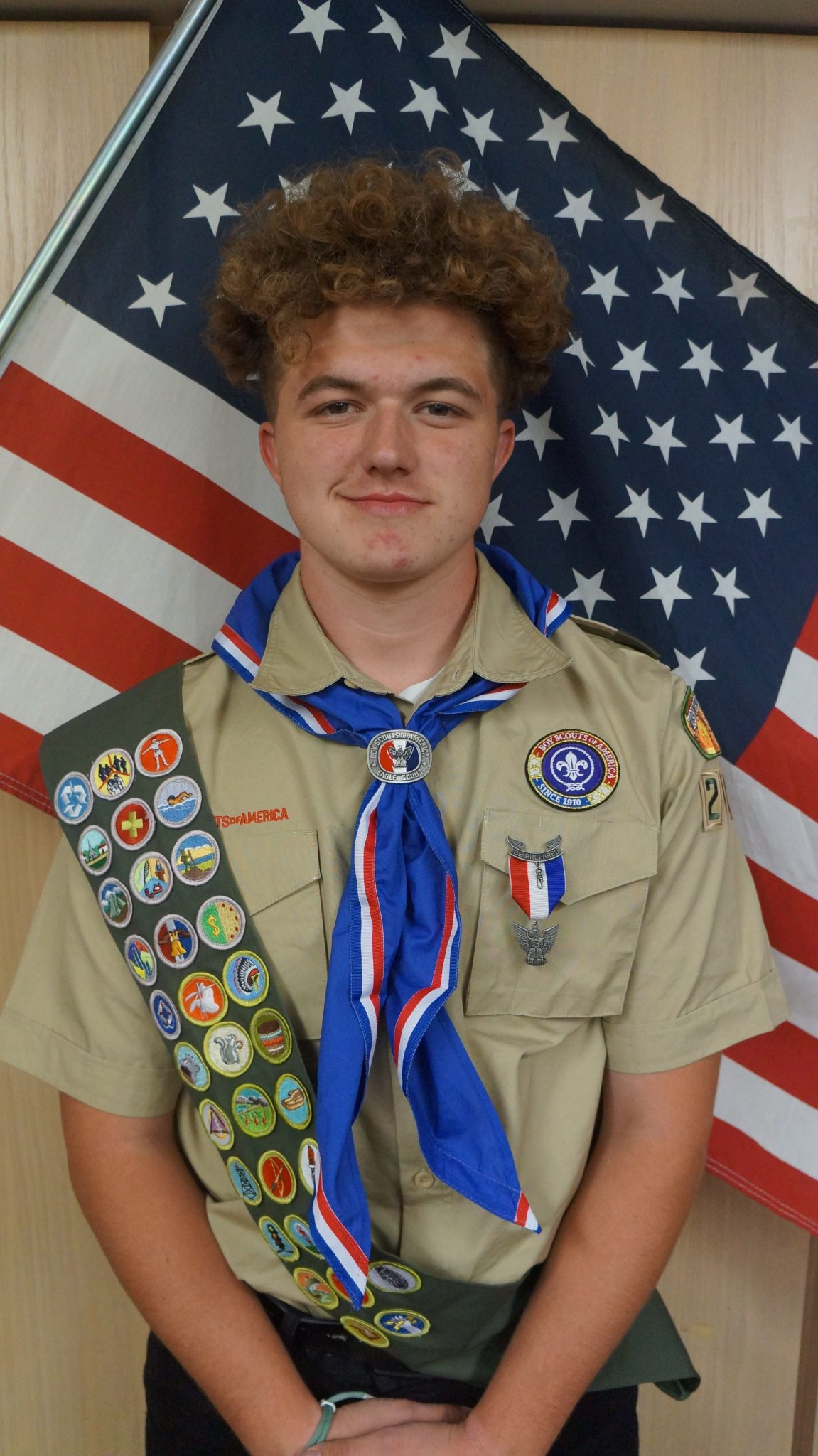 Lane Ramos Eagle Scout