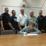 Smith signs with Drexel University