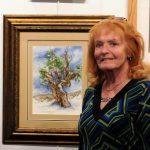 Virgin Valley Artist's Artist of the Month – SANDRA ANDERSON