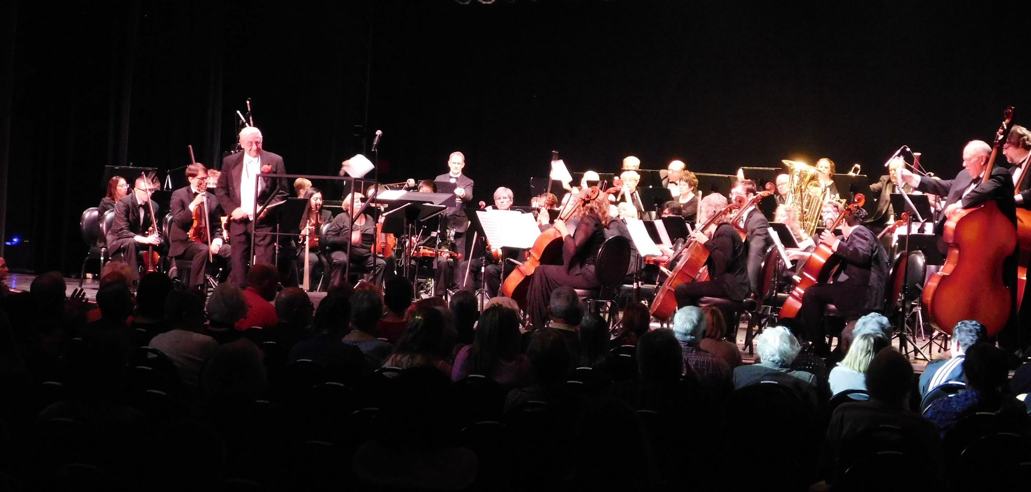 SNSO begins fourth season with 'Sounds of the Great'