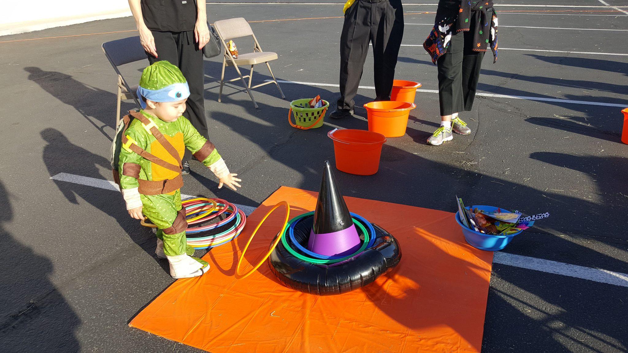 Mesquite United Methodist Church's Second Annual Halloween Carnival