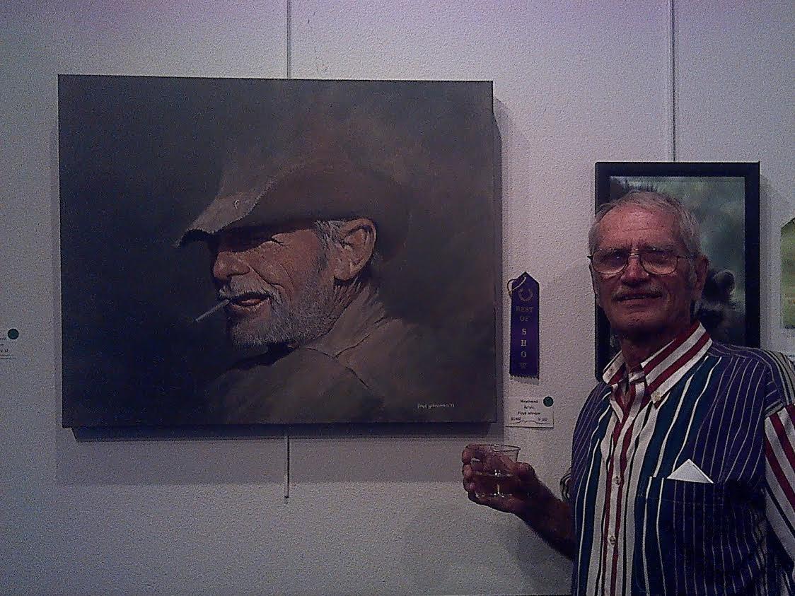 December Artist of the Month-Floyd Johnson