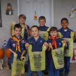 Boy Scout Food Drive