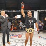 Cantu defends lightweight title in 13th Mayhem in Mesquite