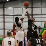 SunKings sweep Desert Dogs 99-92 and 104-86