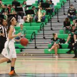 Lady Bulldogs survive upset minded Dragons 36-33