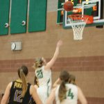 Cornwall's 36 points downs Lady Dogs 59-43