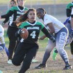 VV flag football returns to action