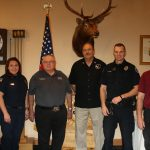 Mesquite Elks Lodge honor 'First Responders'