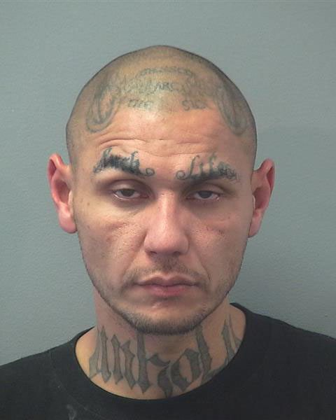Robbery Suspect Arrested by Mesquite PD