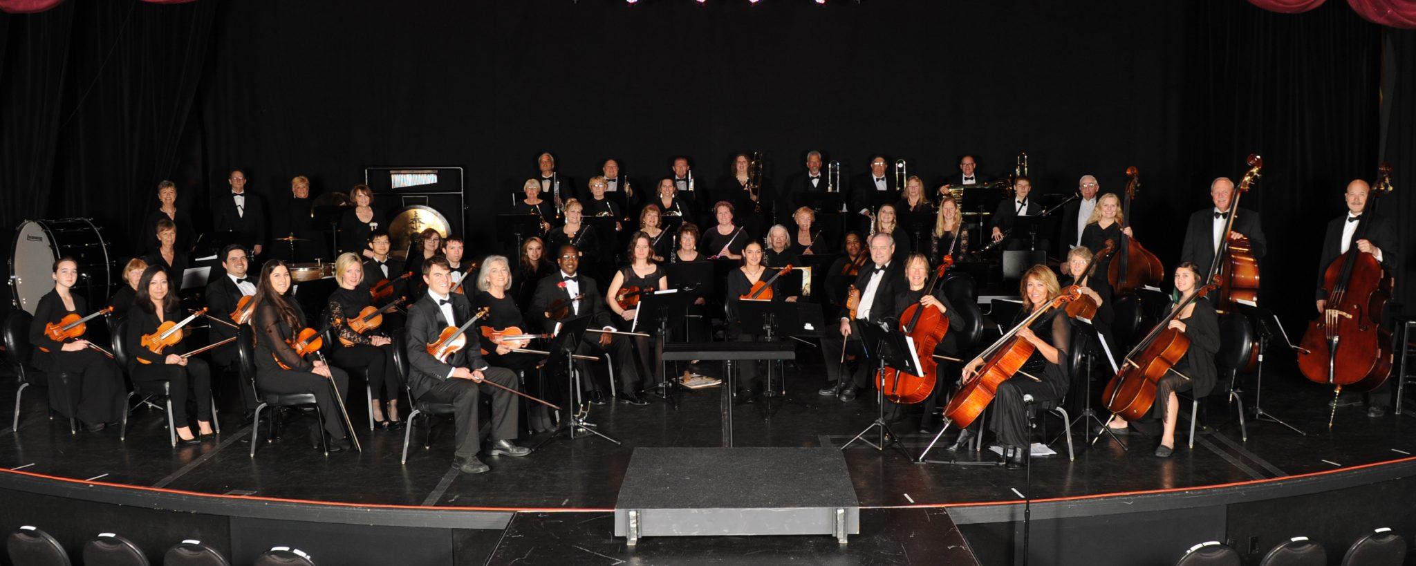 Southern Nevada Symphony Orchestra Concert Honoring Leonard Bernstein