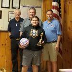Tausinga wins Elks State Hoop Championship