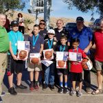 The Mesquite Council of the Knights of Columbus Announce Winners of The Free Throw Contest