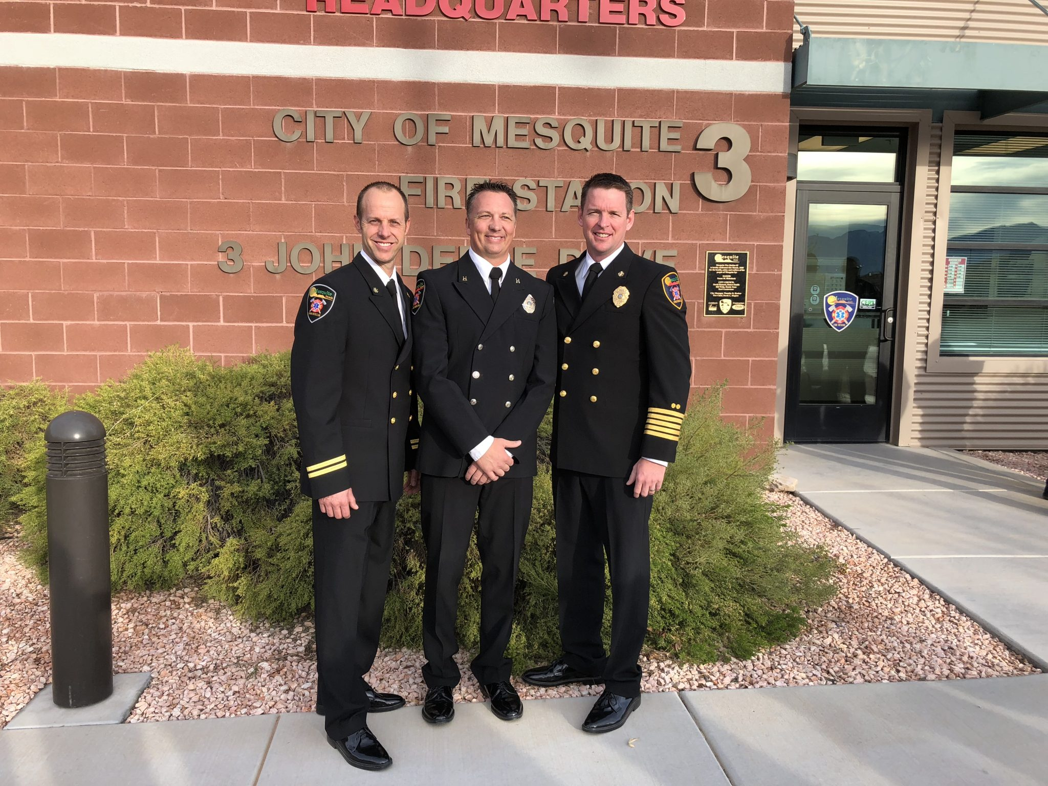 Spencer Lewis  promoted to Shift Captain