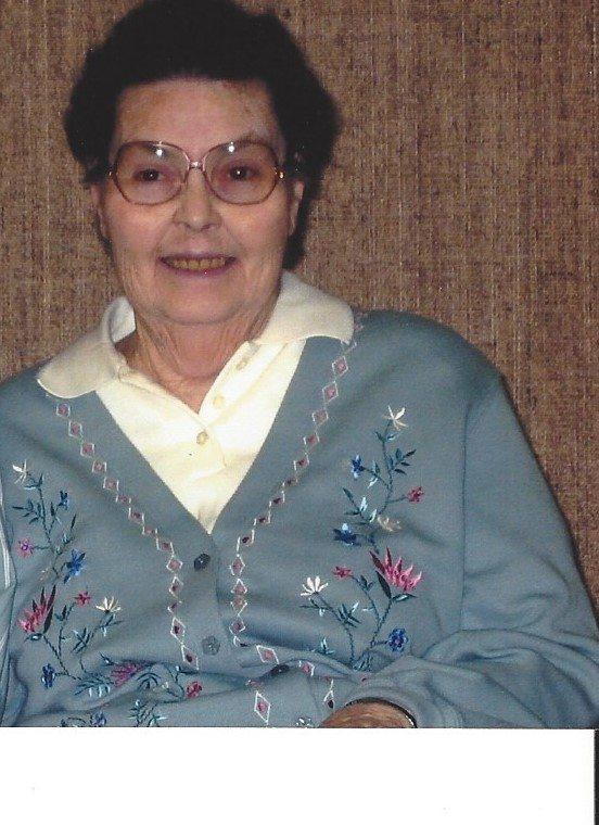 Madeliene (Pat) Marshall – Obituary