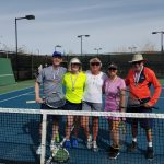 Mesquite Senior Games Tennis Results