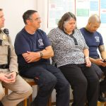 Community meeting evolves into a pitch for more volunteers