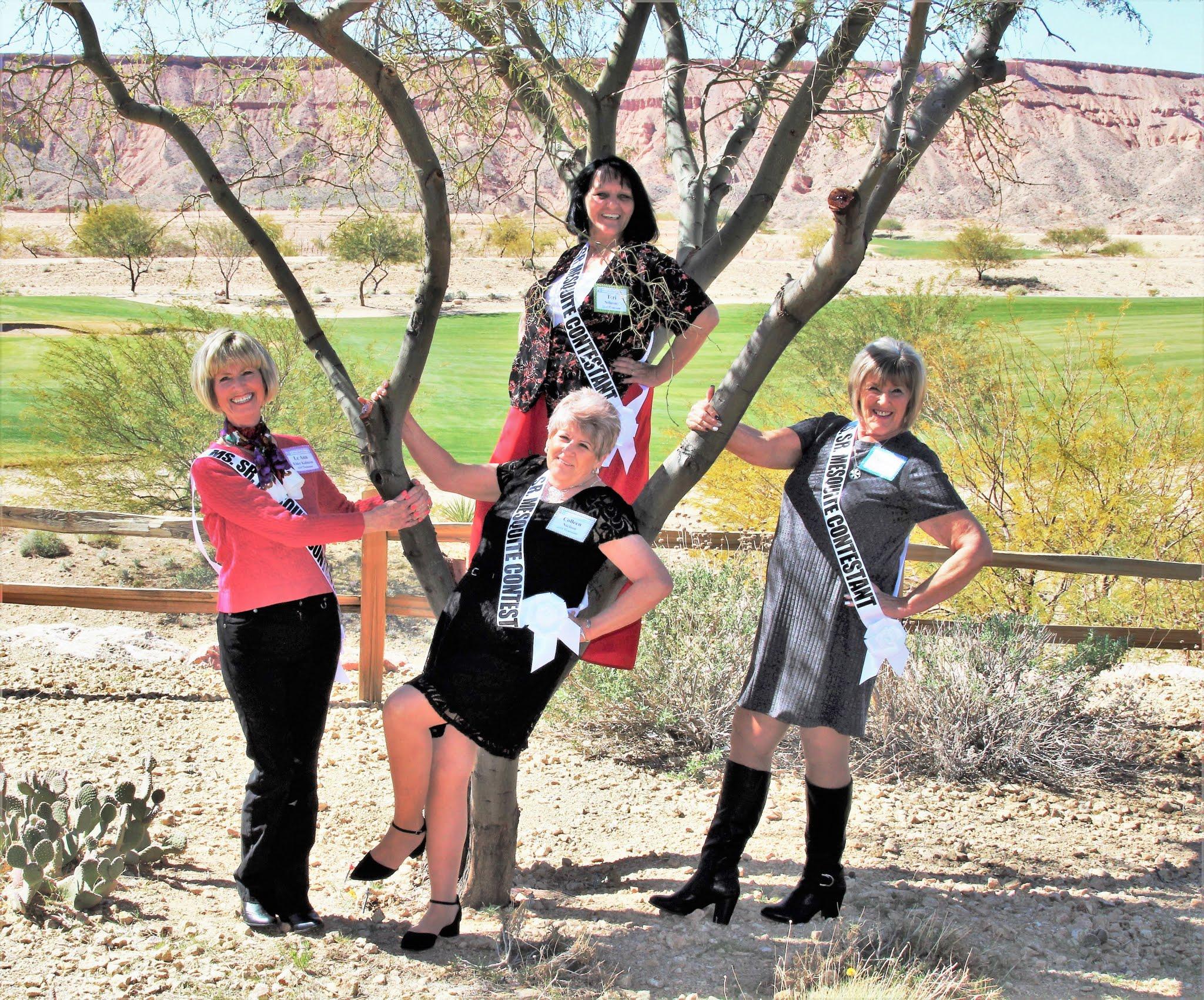 Meet the 2018 Ms. Senior Mesquite Contestants