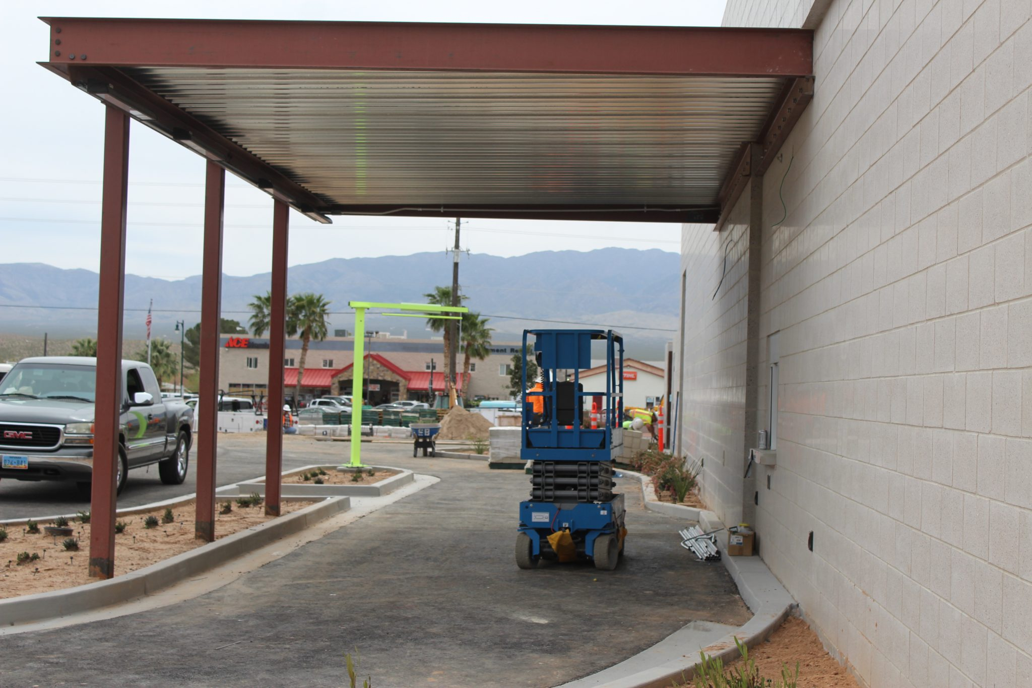 New Library slated to open May 31