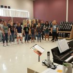 VVHS Show Choir Performs April 12