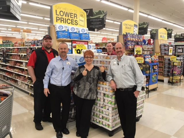 Smith's gives generously to community