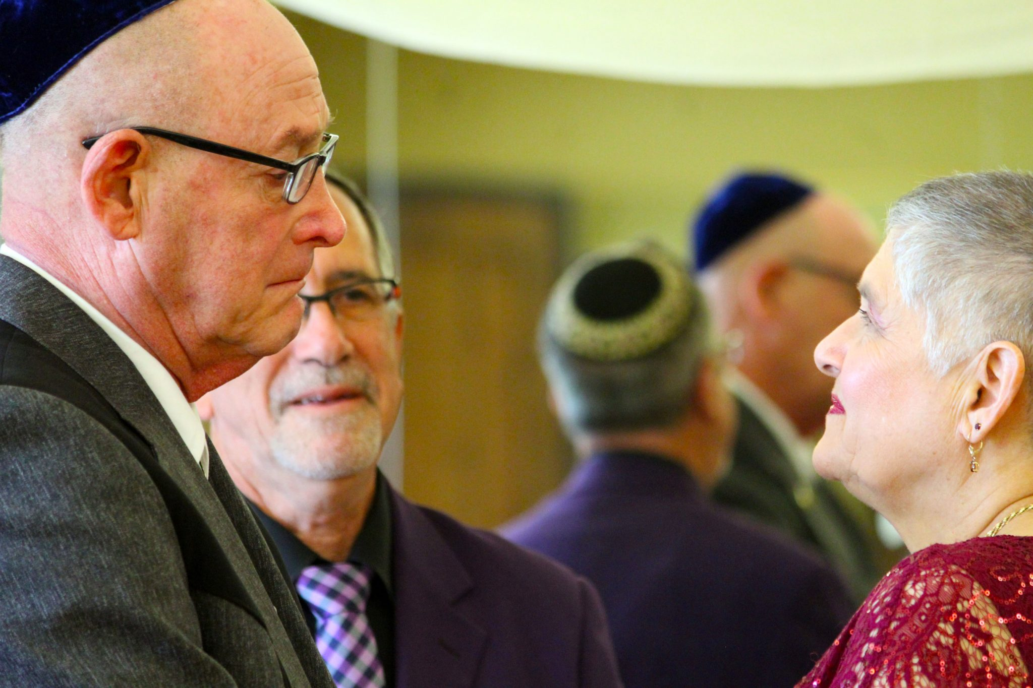 A Jewish Wedding on Friday the Thirteenth