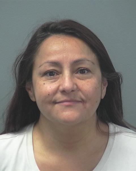 Mesquite PD Arrests Probationer on Meth Charges