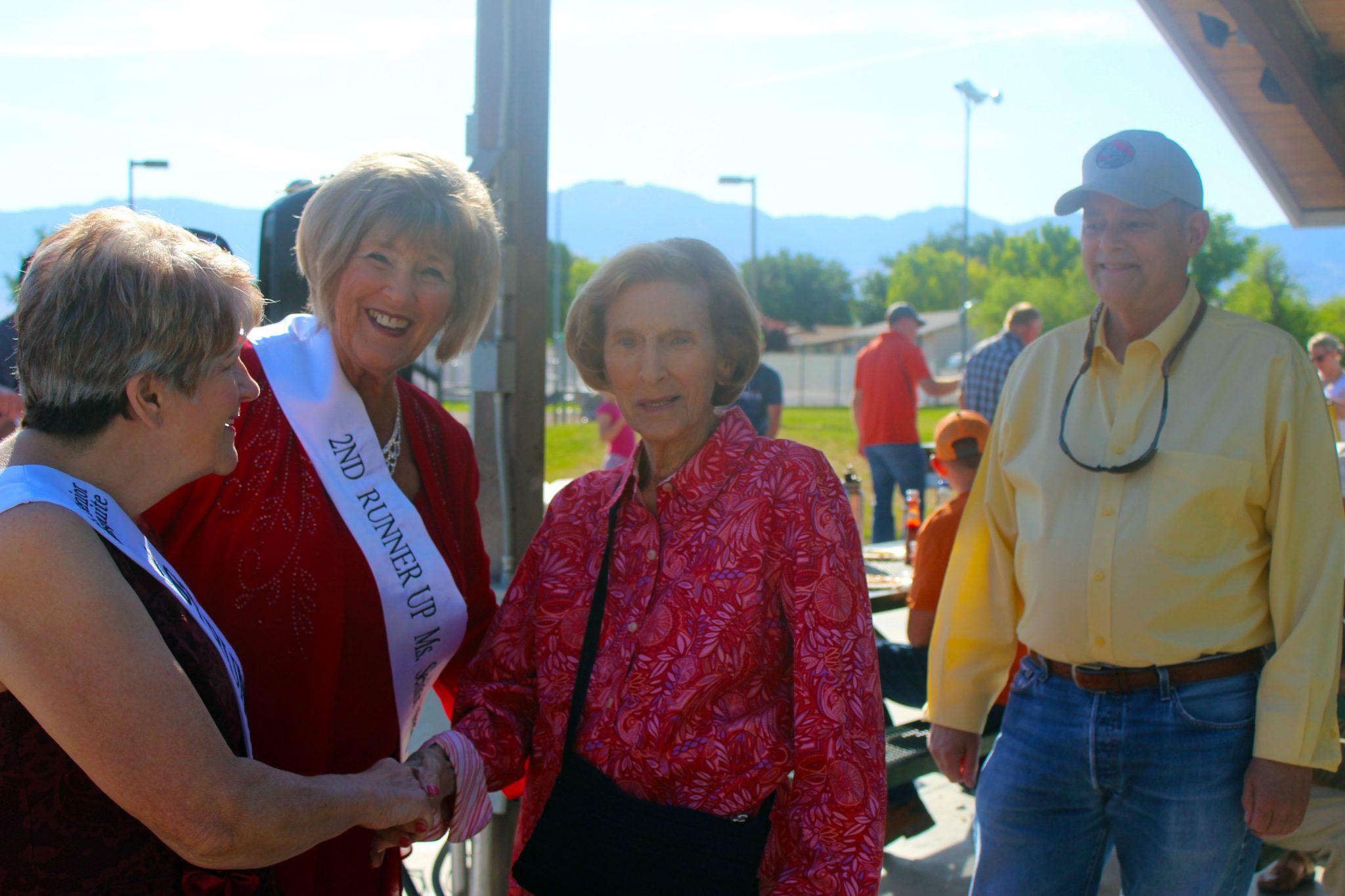 Mesquite Days' Mayor's Pancake Breakfast and Parade