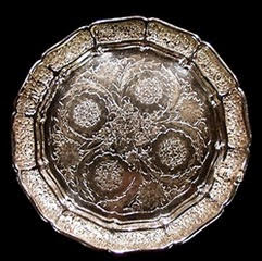 The Mackay Family silver service