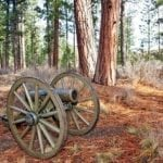 The re-discovery of the Fremont Cannon