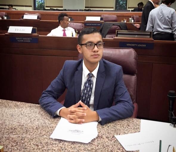 Beaver Dam Student improves leadership skills