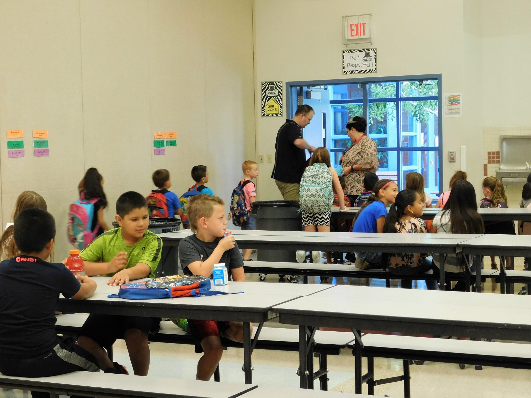 Free Breakfast and Lunches Provided during Summer