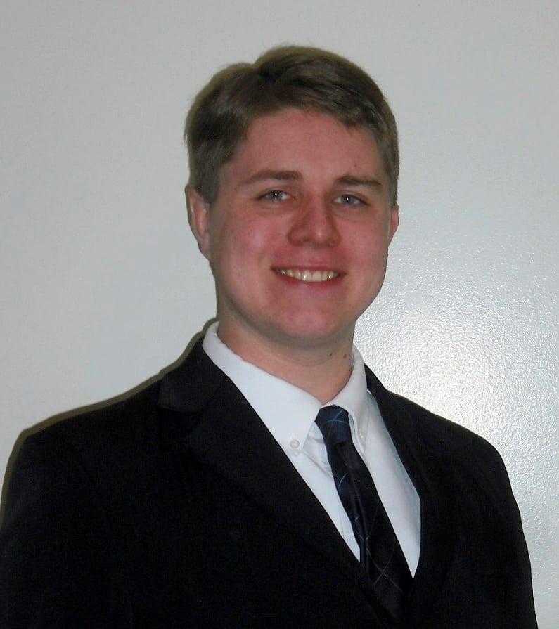 Elder Jeremy C. Vogel
