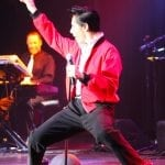 Newbie crowned king at the ninth annual Elvis Rocks Mesquite Competition