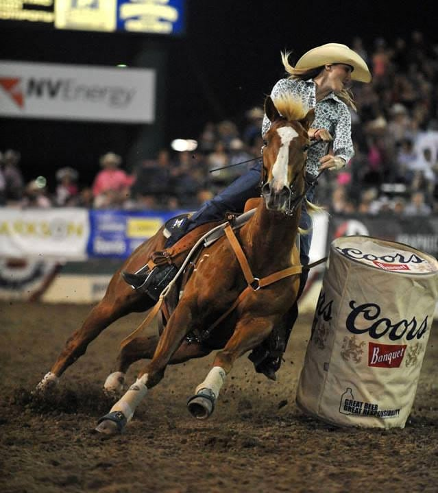 RENO RODEO  Through June 23