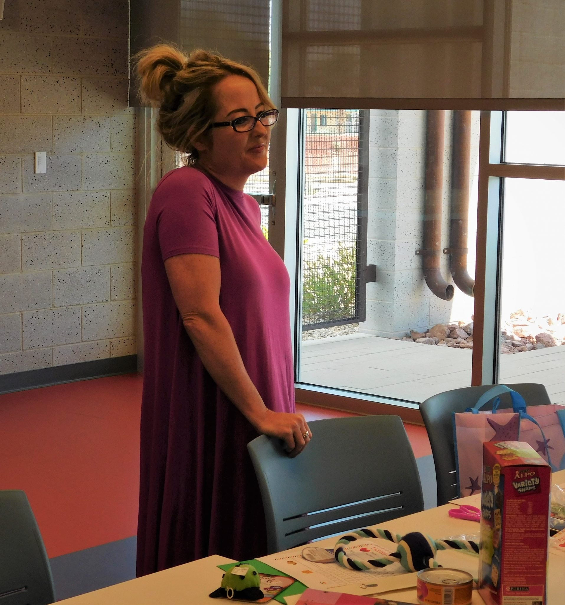 Kids Learn Pet Care with 4-H program