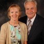 Elder Ned and Sister Janet Mikkelsen