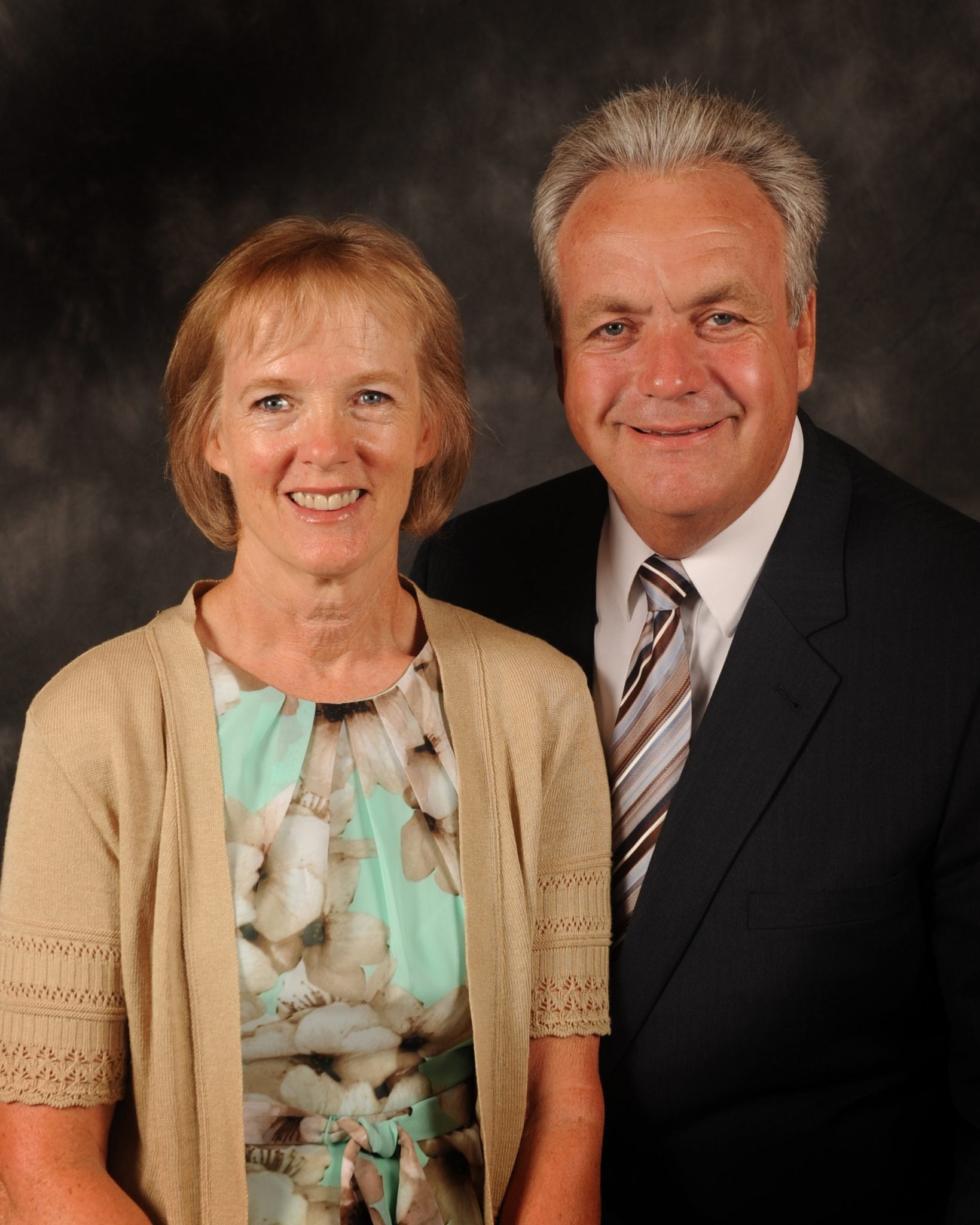 Elder Ned and Sister Janet Mikkelsen