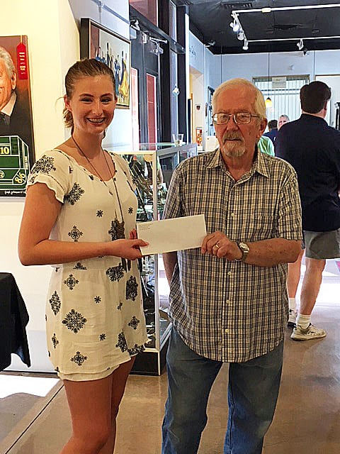 Virgin Valley Artists' Association announces their 2018 Art Scholarship Recipent