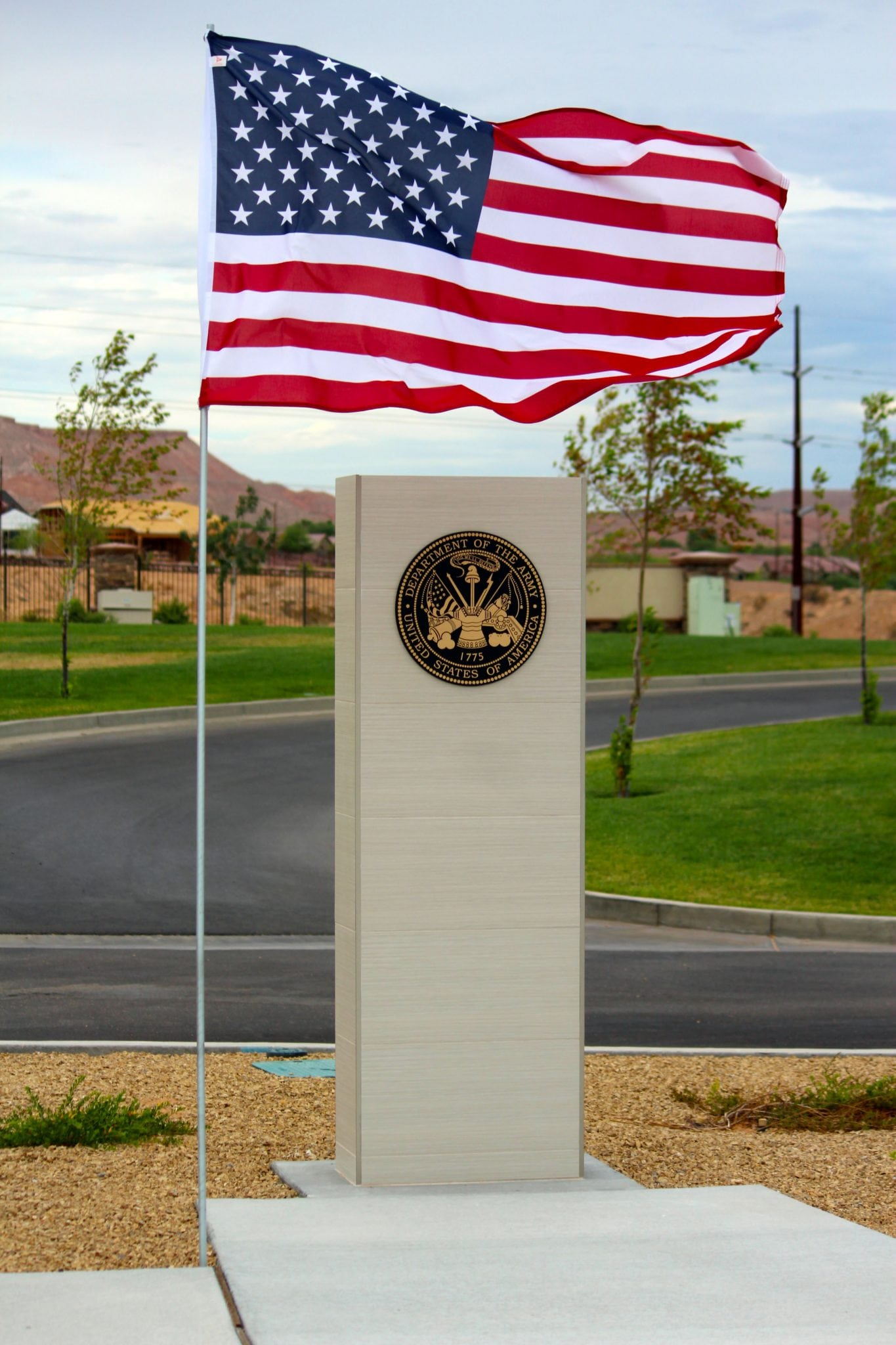 In honor of their service