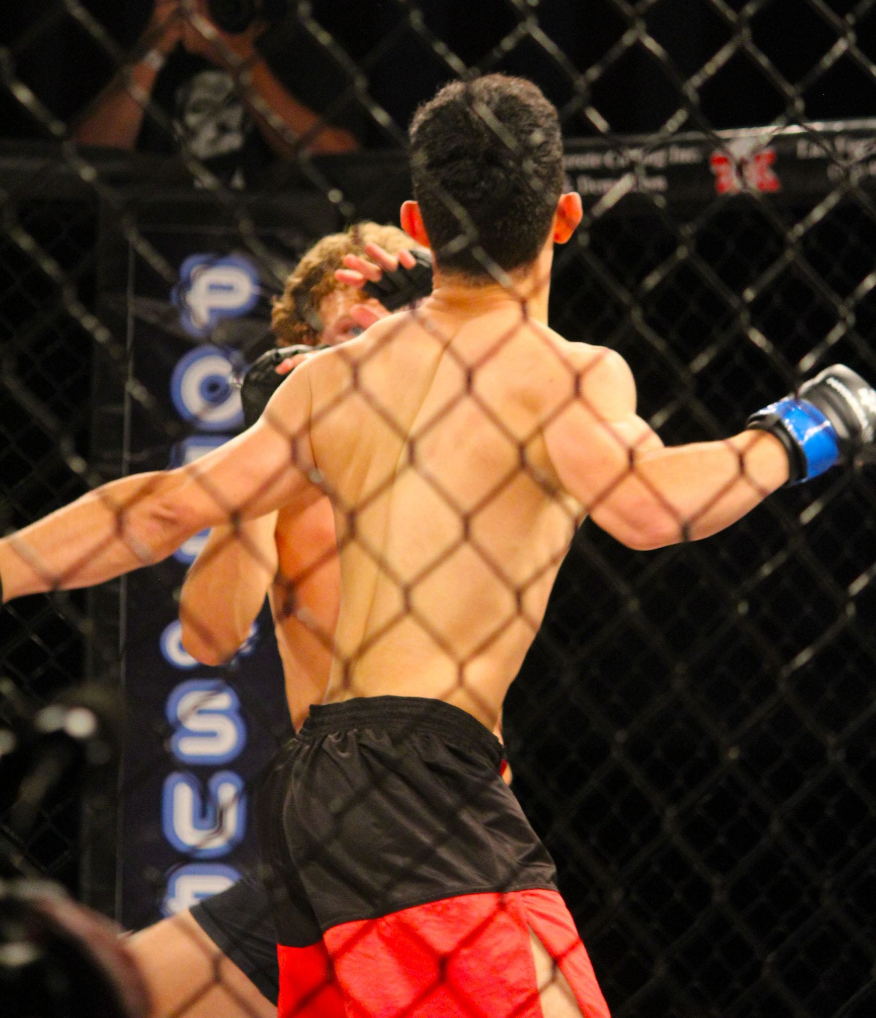 MMA card brings Mayhem to Mesquite