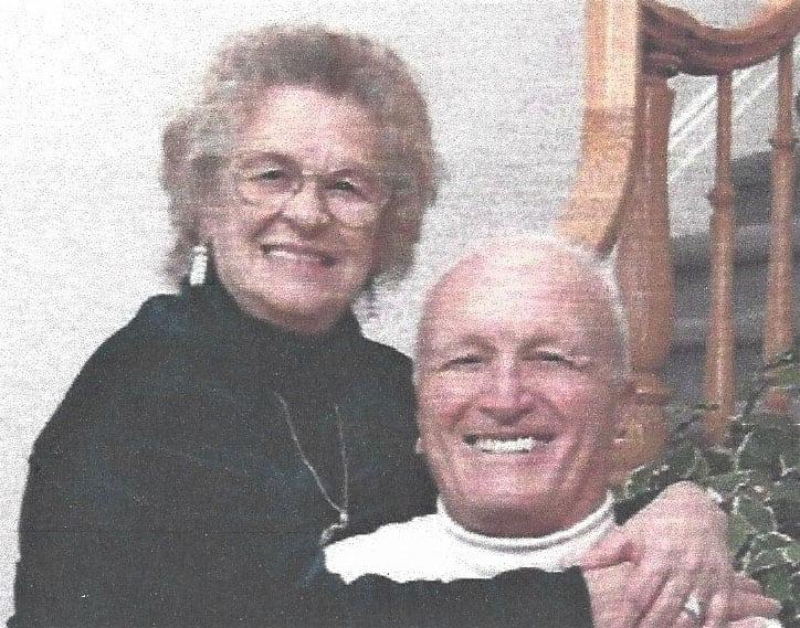 Antoinette (Ann) P. McCluskey-Obituary
