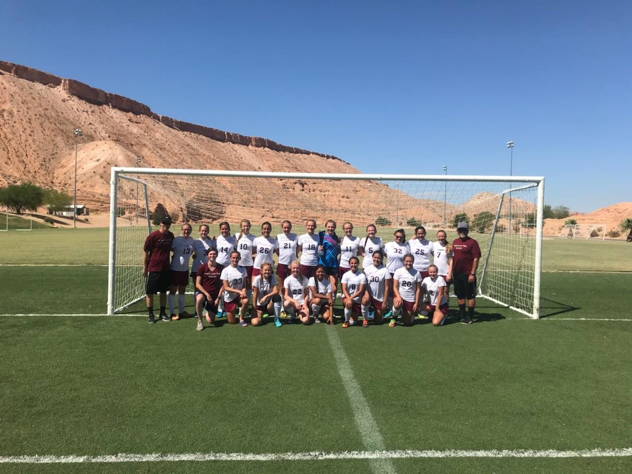 Arizona school wins annual Mesquite Cup