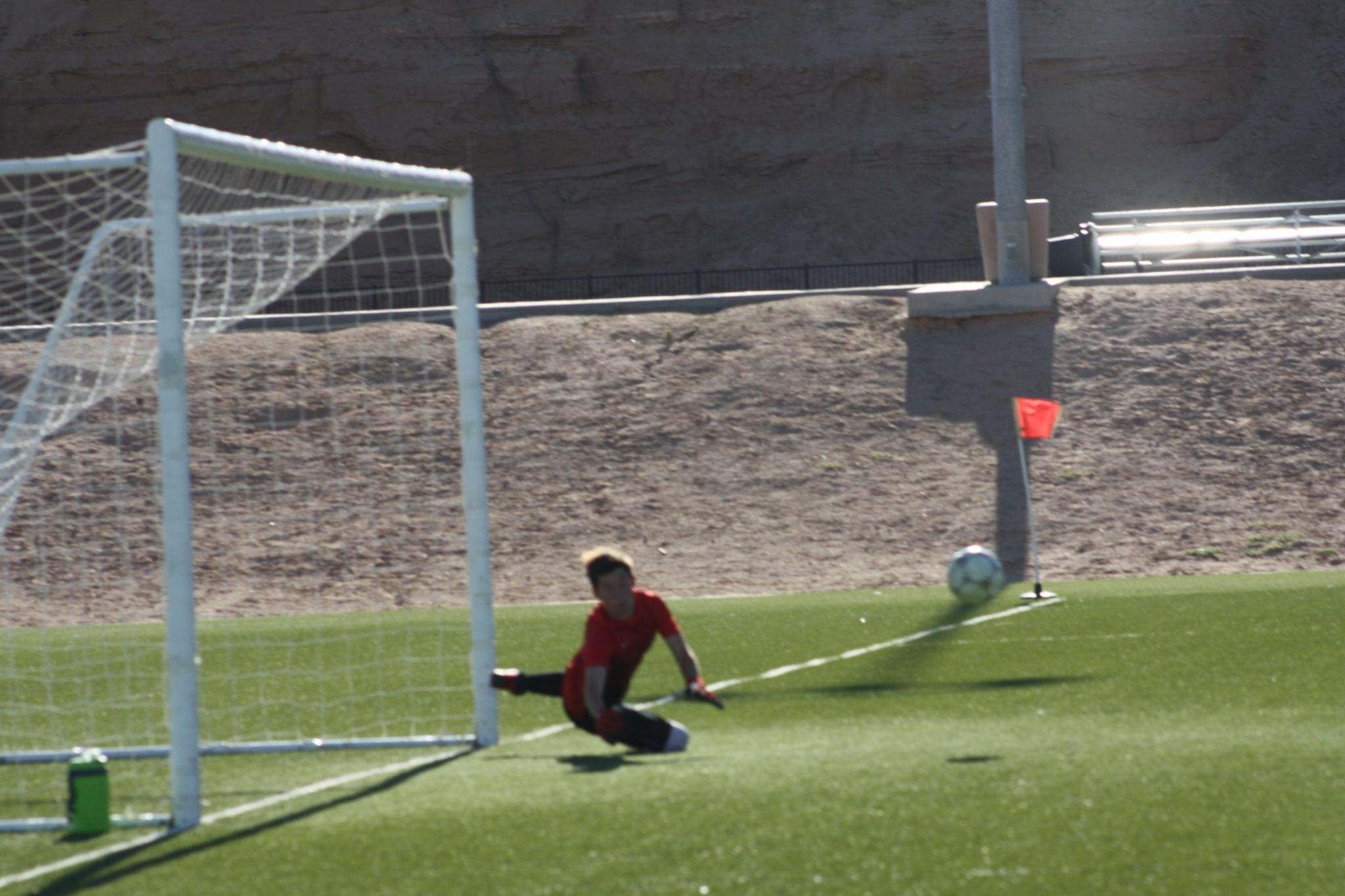 Bulldog soccer team lose big 8-0 to Jaguars