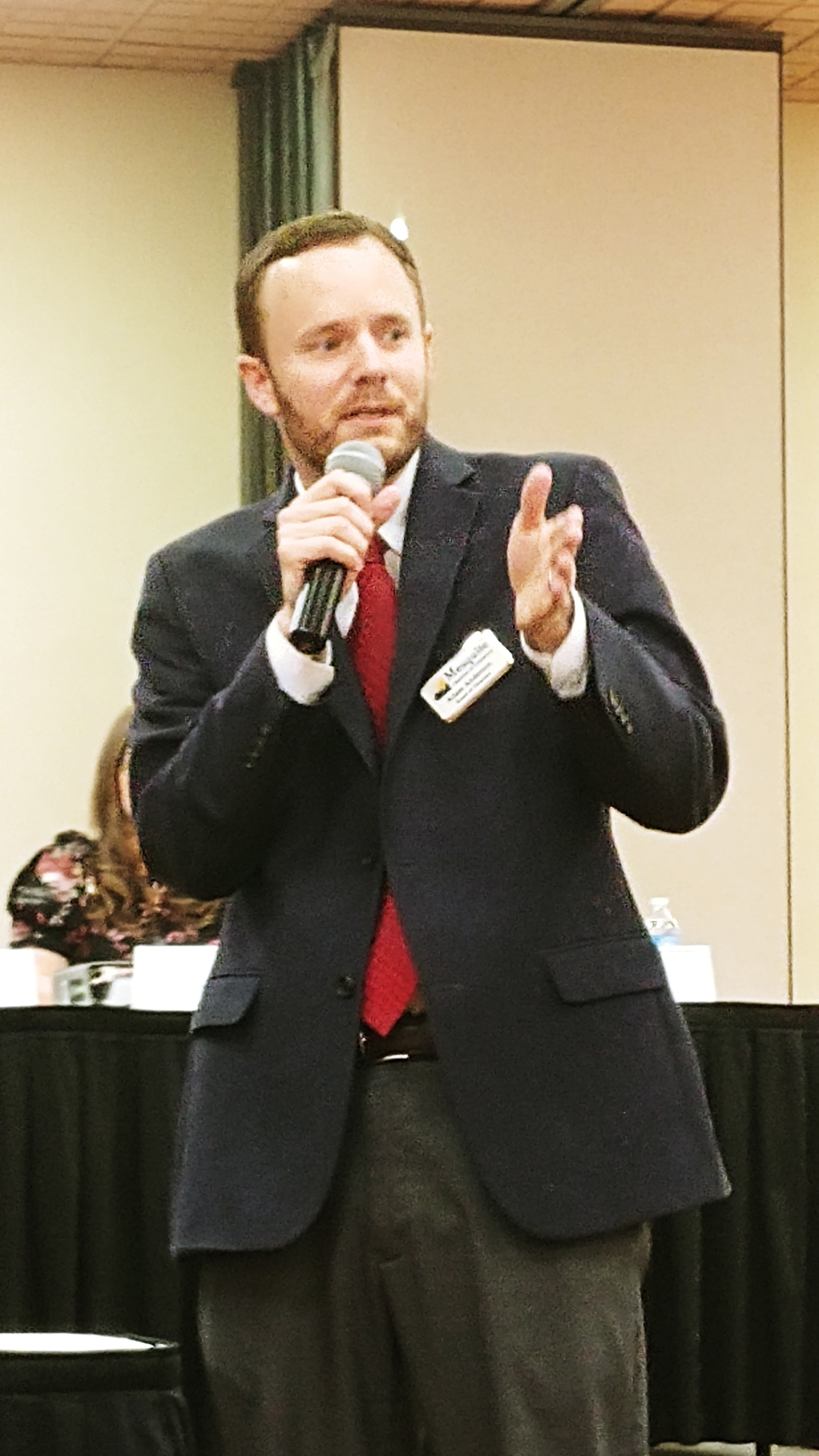 Chamber holds council candidate forum