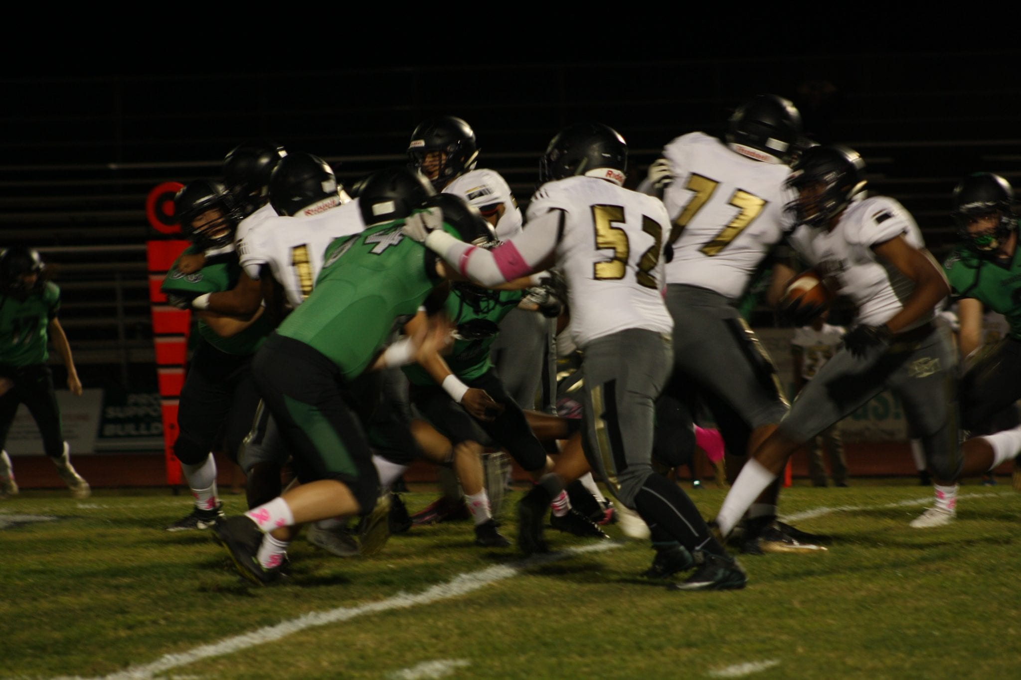 Miners 28-18 upset knocks Bulldogs from playoffs