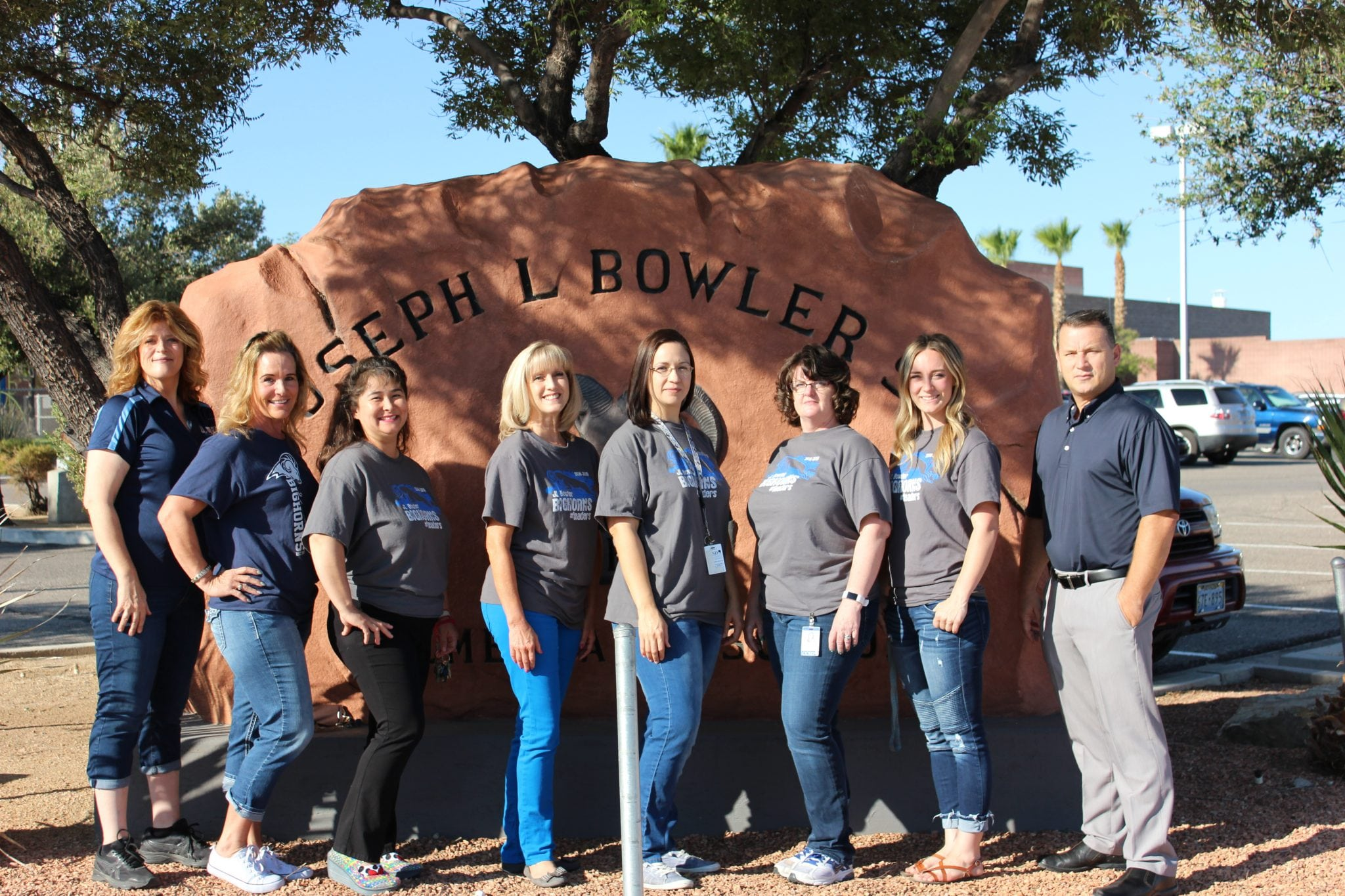 Bowler Elementary welcomes new staff members