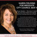 MLN apologizes to Karen Fielding