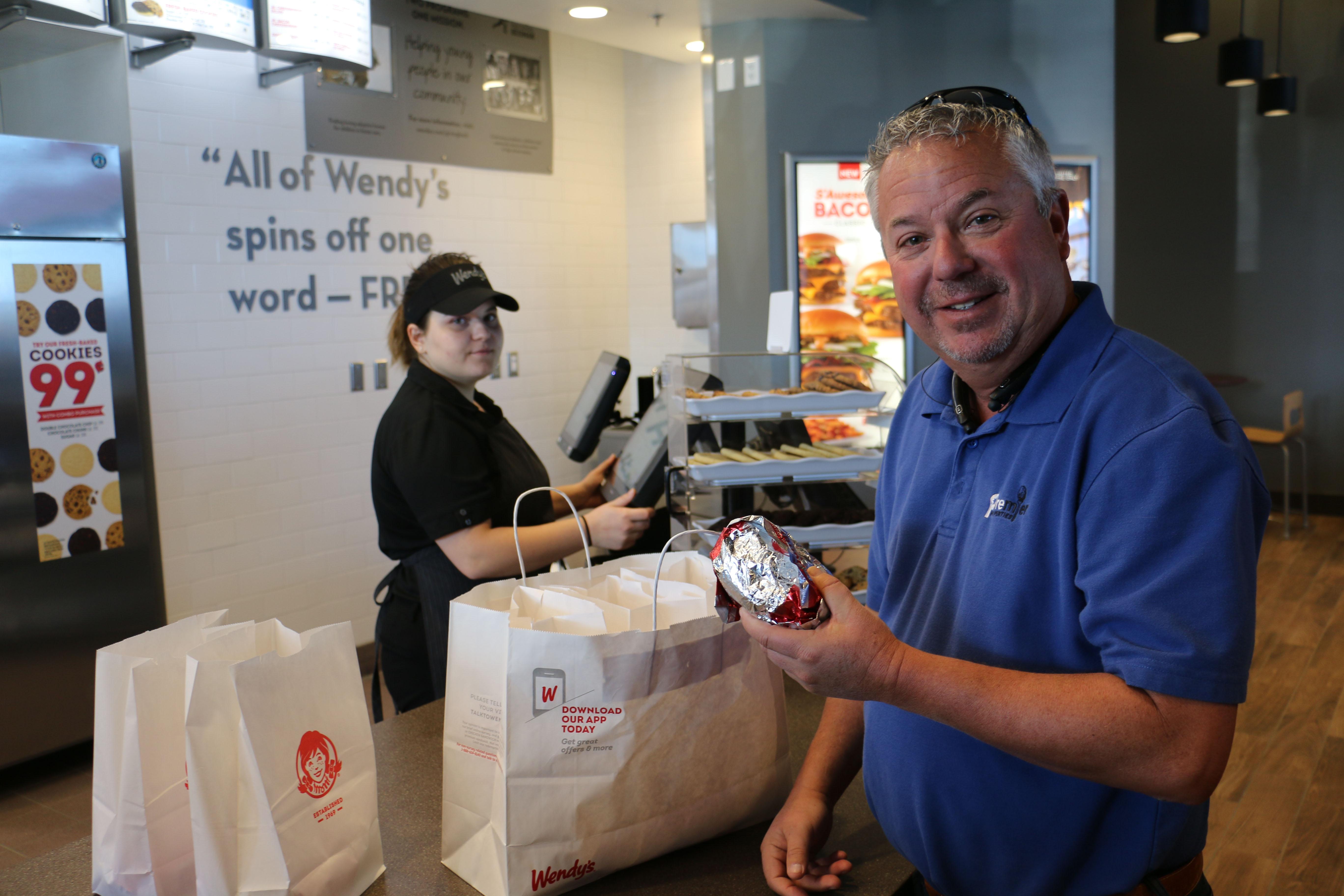 Wendy's opens in Mesquite