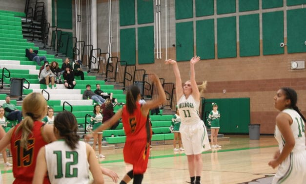 Lady Dogs roll over Roadrunners 48-29